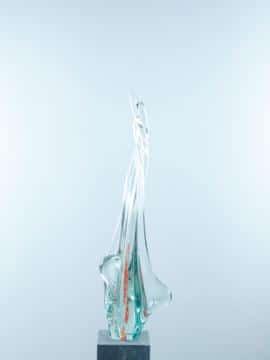 Statue Glas GJ002