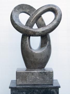Marmeren object HO-Art. 6-Mu