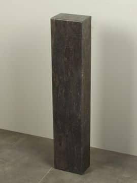 Sockel Hartstein 20*15*100 cm