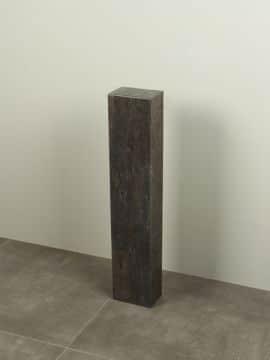 Sockel Hartstein 20*15*60 cm