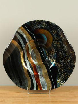 Schale Glas Sunrise SCG-5018