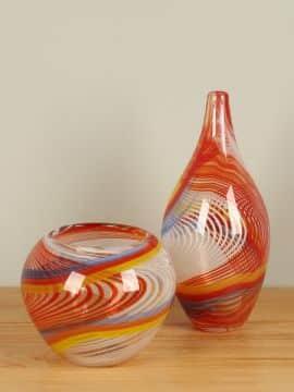 Set farbige Vasen SA-9ab
