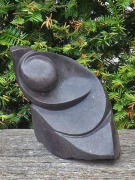 Gartendeko Stein