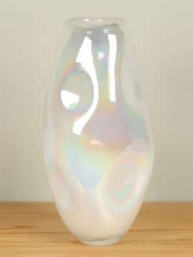 Vase Perlmutt 38 cm