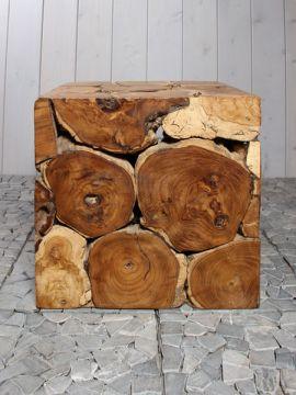 Säule Holz RI-01