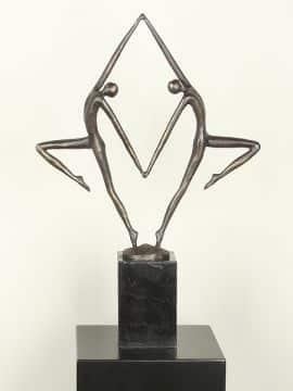 Figur Bronze Ambitie