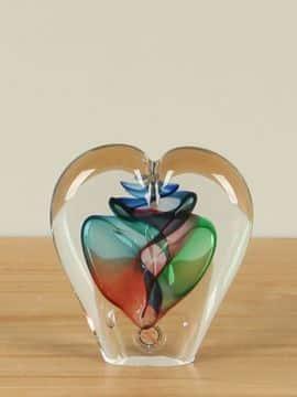 Herz Glas klein