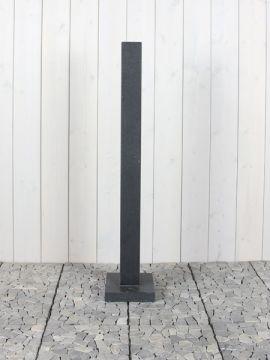 Säule Basalt 8*8*145 cm.