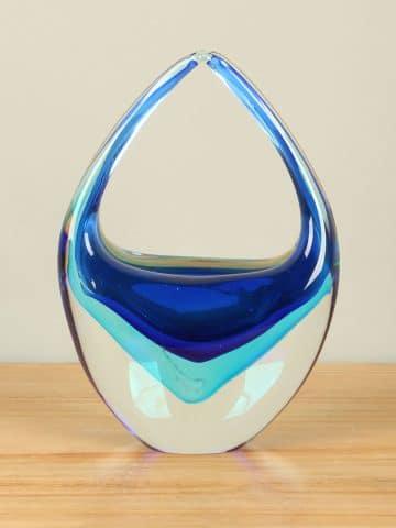 blau 21 cm