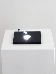 LED-Sockel schwarz