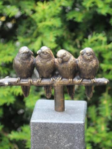 Bronzen gedenkmonumenten