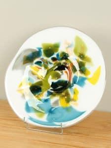 Schale Glas