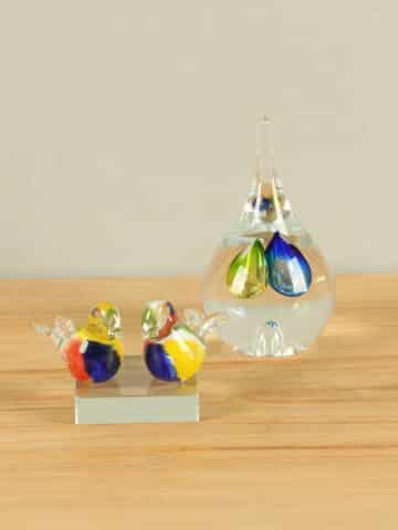 As-gedenkornamenten - kleine urnen