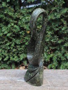 Skulptur Wind 50 cm