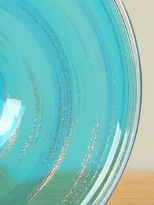 Satz Glas Schale