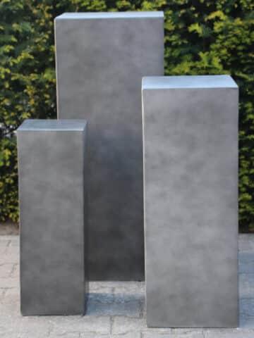 Sokkels light cement