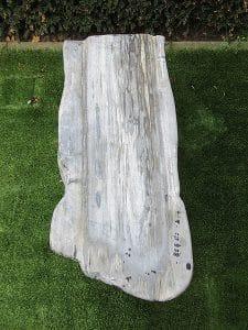 Beistelltisch fossil Holz