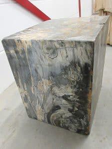Beistelltisch Fossiles Holz C47