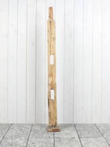 Holzskulptur Teakholz 64-1 GJ
