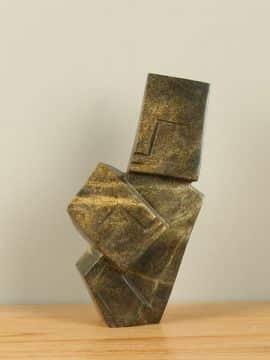 Steinfigur Modern Couple nr. 1