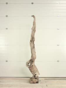 Holzskulptur Teakholz 31 GJ