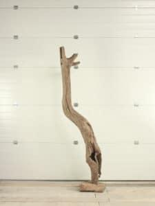 Holzskulptur Teakholz 35 GJ