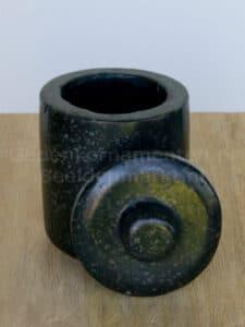Urne schwarz