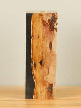 Windlicht Fossiles Holz nr. W11