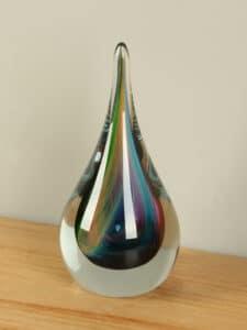 Glasfigur Regenbogen